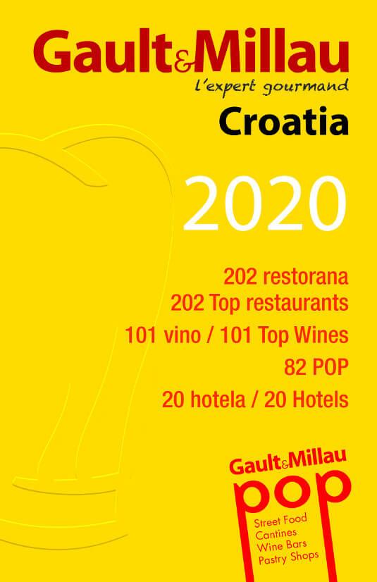 GaultMillau Croatia 2020