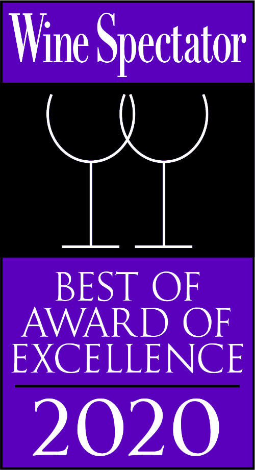 Restaurant 360 Dubrovnik earns the Wine Spectator's 2020 Best of Award of Excellence
